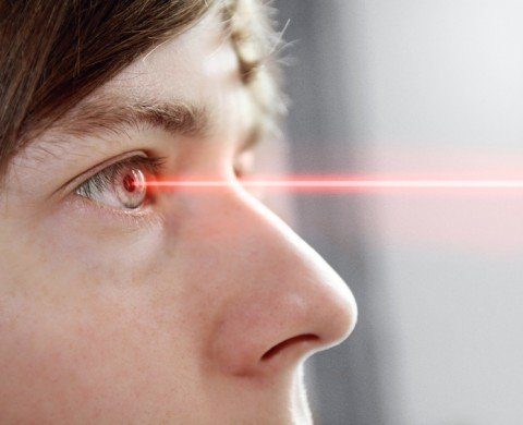 Hypermetropie au Laser